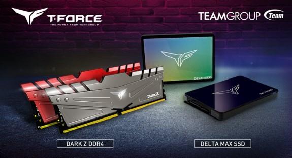 TEAMGROUP TForce gaming stuff new