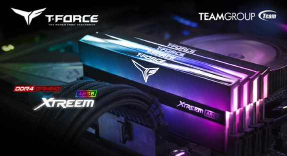 T-FORCE XTREEM ARGB Gaming Memory