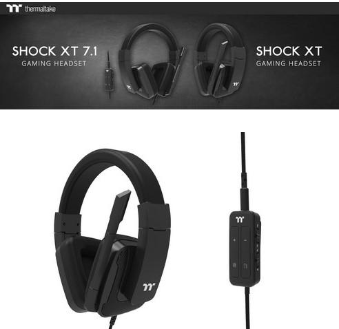 Shock XT Gaming Headsets