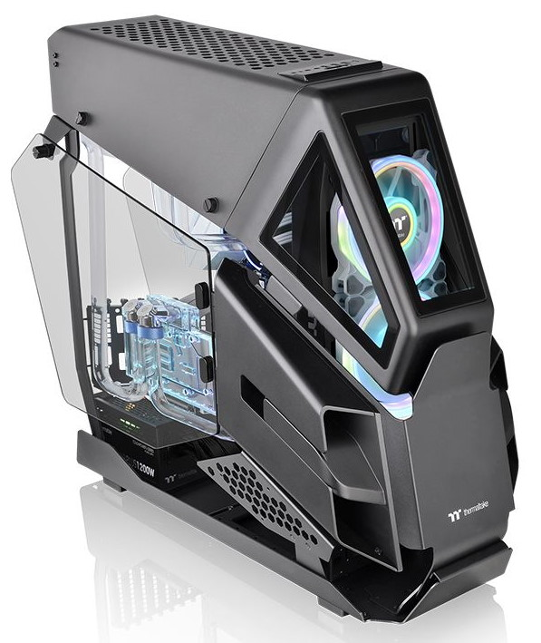 AH T600 Full Tower Chassis