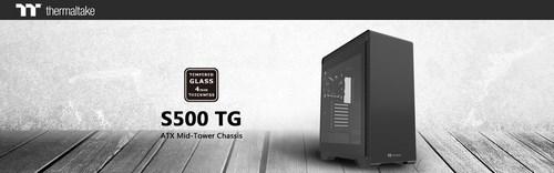 S500 Steel TG