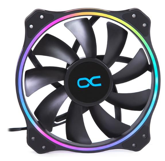 Alphacool Eiszyklon Aurora LUX PRO 200mm fan