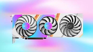 COLORFUL GeForce RTX 3060 Ti Ultra W OC-V