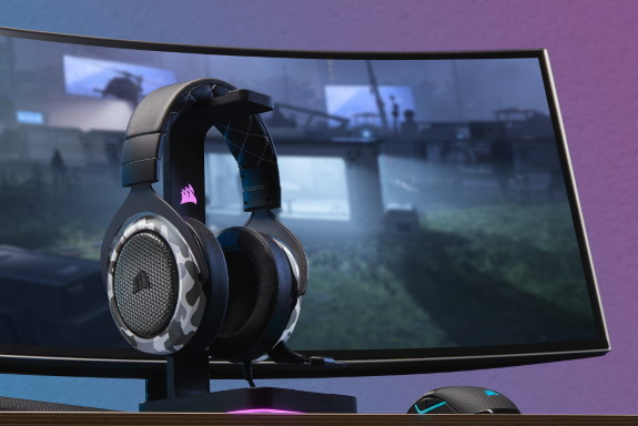 HS60 HAPTIC Gaming Headset