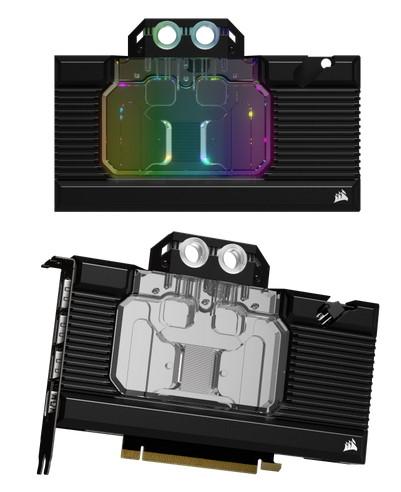 Hydro X Series XG7 RGB 30 Series GPU Water Block