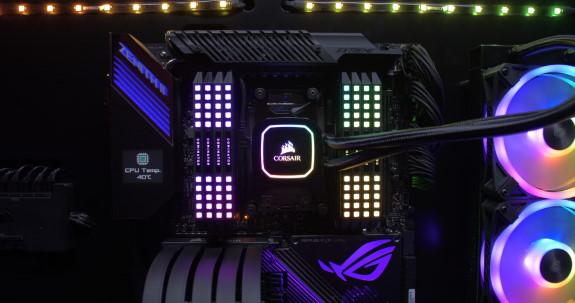 Corsair RGB LED
