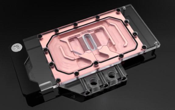 EK-Quantum Vector RTX 3080/3090 Water Blocks