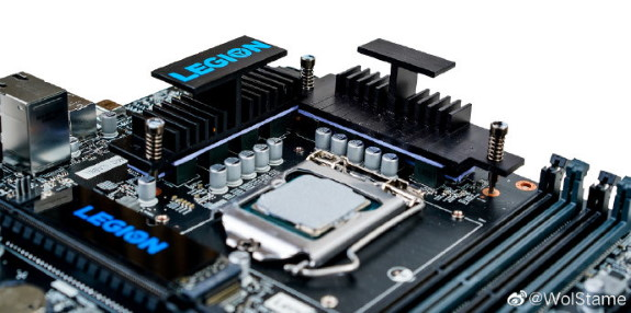 Lenovo Legion motherboard
