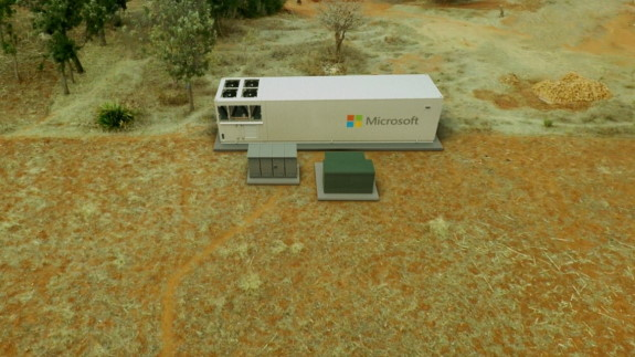 MSFT mobile datacenters