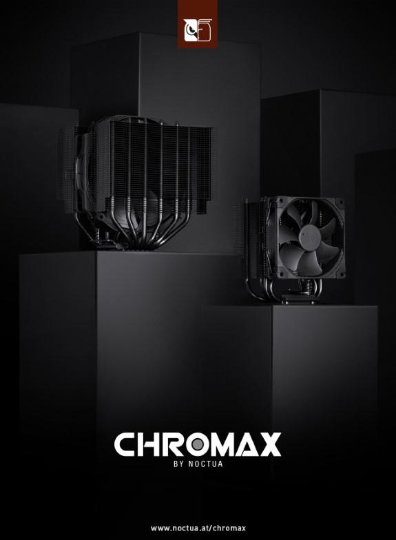 Noctua Chromax black HSF