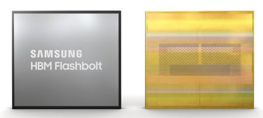 HBM2E Flashbolt