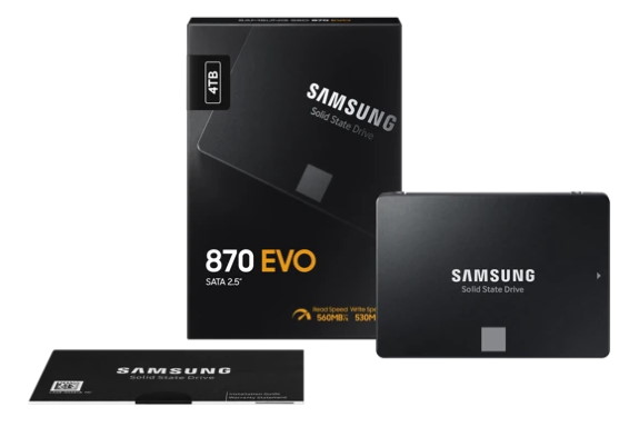870 EVO SSD
