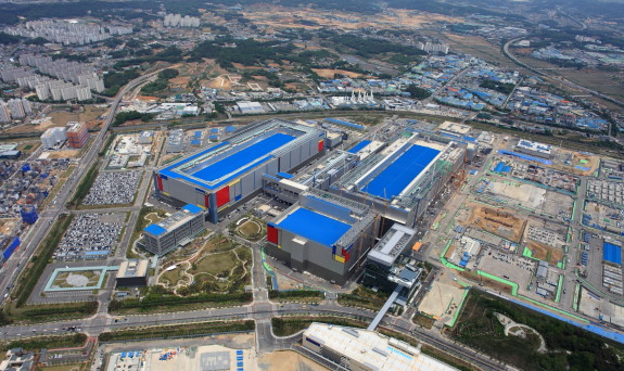 Pyeongtaek foundry expansion