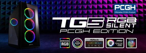 TG5 RGB Silent PCGH Edition
