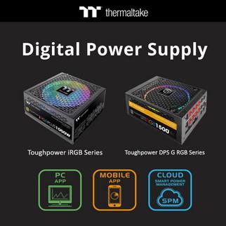Thermaltake Smart Power Management 2.0 All-new Platform