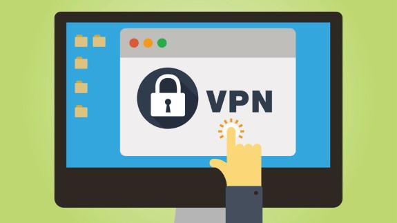 VPN screen