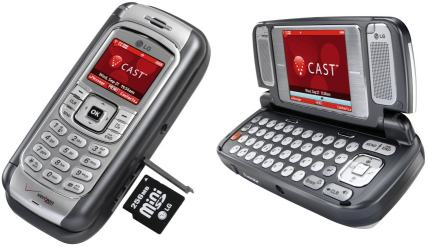 Lg Vx9800 Phone With Mp3 1 3mp Camera And Stereo Speakers