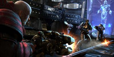 screenshot from Unreal Tournament 3