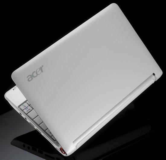 The original 8.9-inch Acer Aspire One