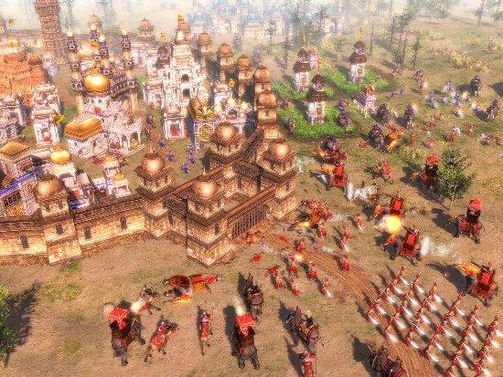 Age Of Empires III The Asian Dynasties screenshot