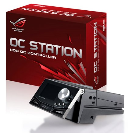 Asus Rog Oc Station Controller Launched