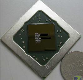 ATI R600 GPU chip