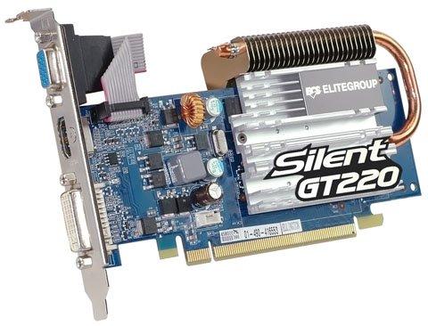 ECS NSGT220C-1GQS-P NVIDIA Graphics Driver