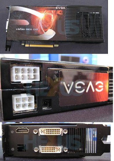 The GeForce 9800 GX2 Will Provide Around A TeraFLOP Of Performance And In Real World Perspective Speed Two 8800 GT 512s SLI