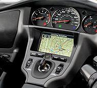 Honda Goldwing 2006 Models To Get Integrated Gps