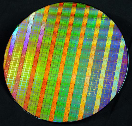 45nm Wafer