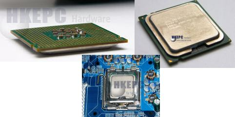 Intel Prescott 2.8GHz
