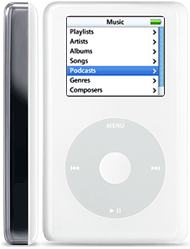 iPod - now with color!