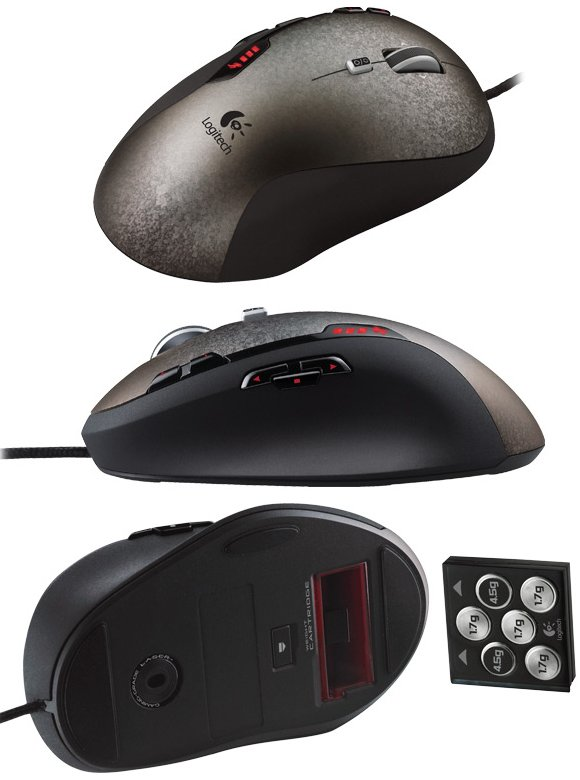 [Thread Ufficiale] Logitech G500 Laser Gaming Mouse ...