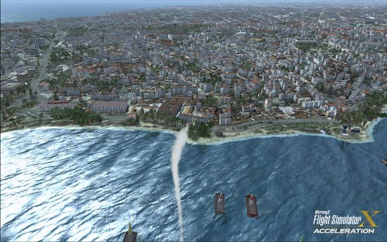 Flight Simulator X Acceleration screenshot