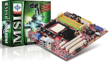 MSI K9A2GM motherboard