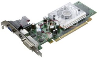 FUD Zilla published a photo of the GeForce 8400 GS (D8M) graphics card