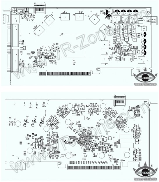 geforce gts 240 schematic diagram exposed