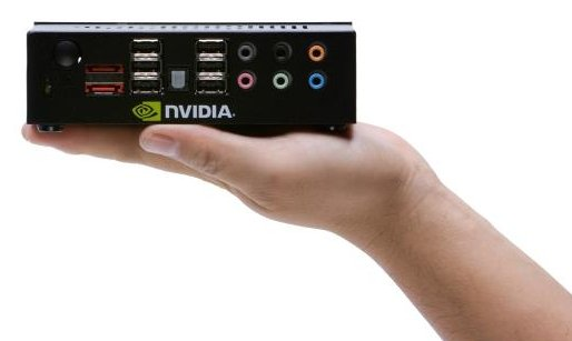 NVIDIA Ion reference design