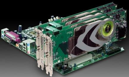 Dell XPS 600 NVIDIA GeForce 7800 GTX Graphics Windows 7 64-BIT