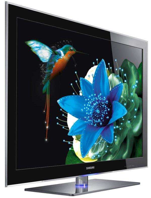 200Hz Samsung B8000 LED TV