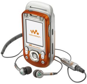 Sonyericsson's W550 with 1.3 megapixel camera