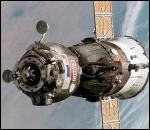Current Soyuz TMA-6 spacecraft