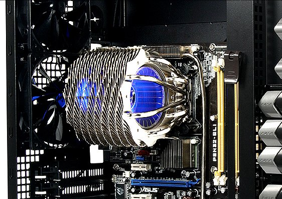 Thermaltake Spinq Cpu Cooler Released