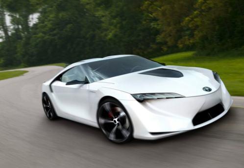 New Toyota Supra 2015