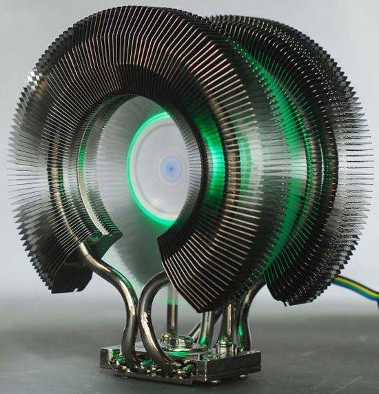 Zalman Cnps9900 Nt Cpu Cooler Pictured