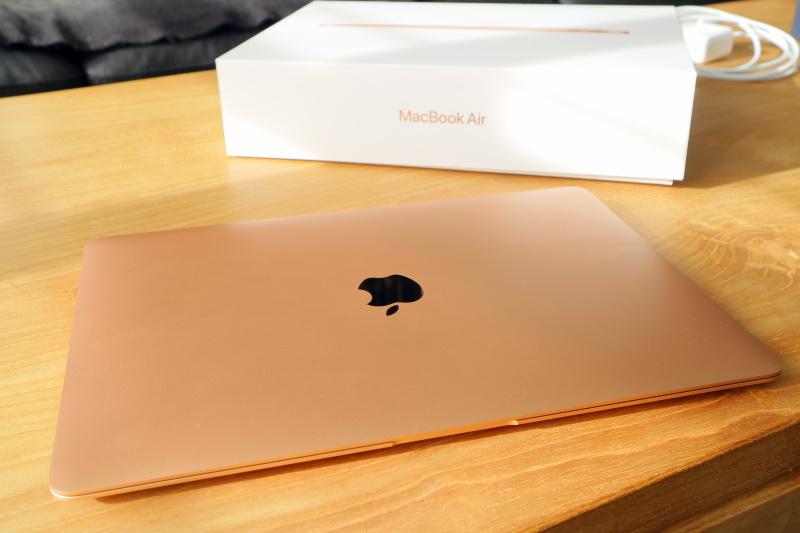 Apple MacBook Air M1 body
