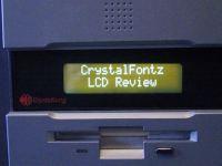 Yeah, CrystalFontz LCD review!