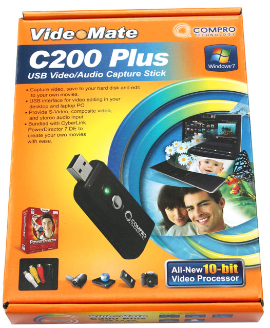 COMPRO VISTA THI VIDEOMATE SERIES DRIVER DOWNLOAD