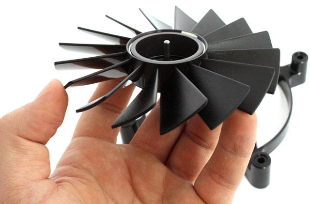 Turbine Master  blades