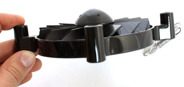 Turbine Master  frameless design